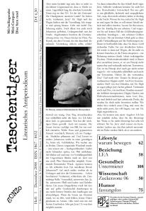 Cover Taschentiger